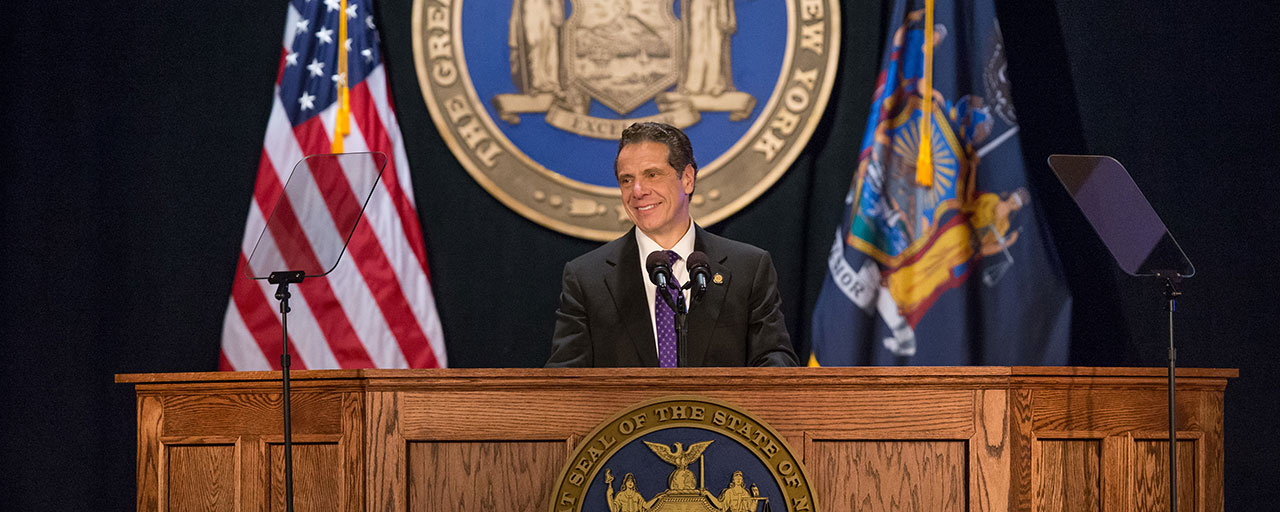 Governor Cuomo Outlines 2018 Agenda: Realizing the Promise of