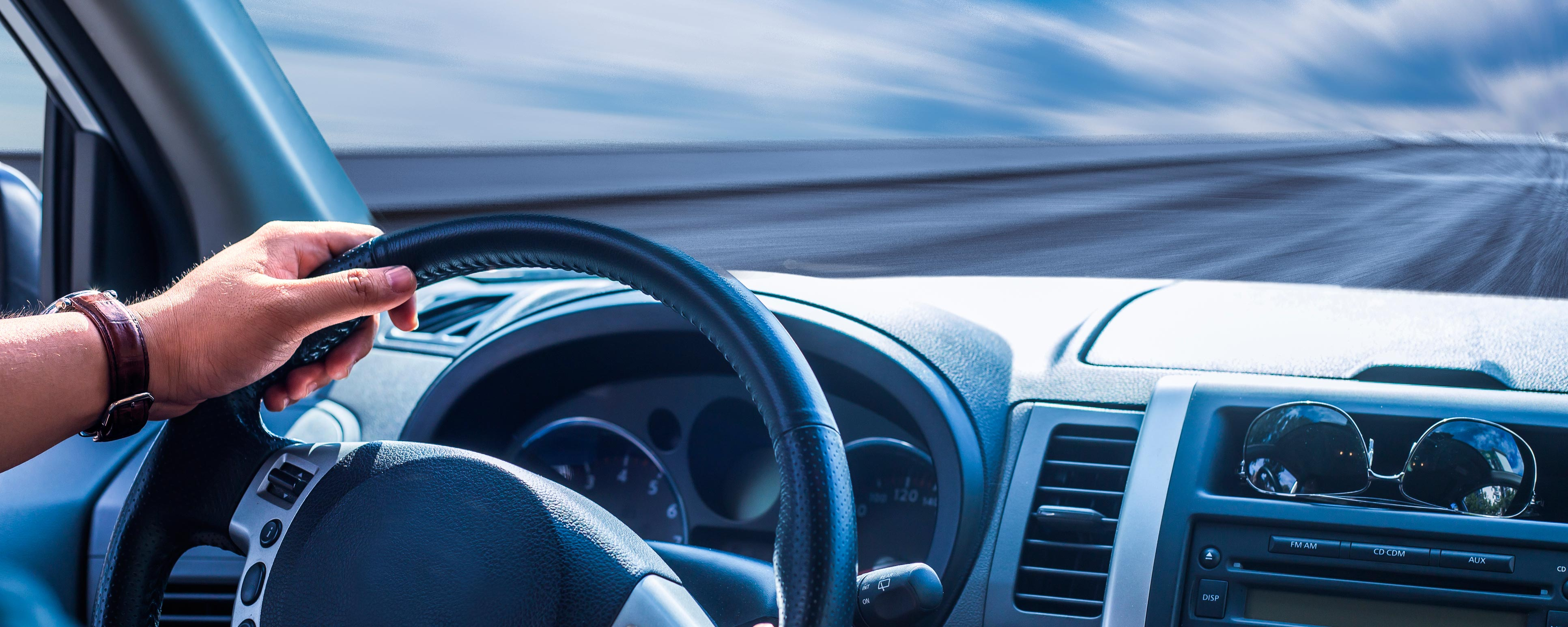 The issue of speeding and reckless driving at public places