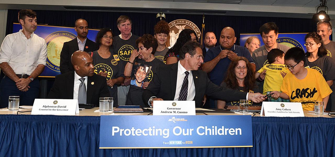 With School Year Set to Begin, Governor Cuomo Declares ...