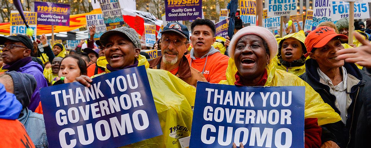 Fast Food Minimum Wage New York State