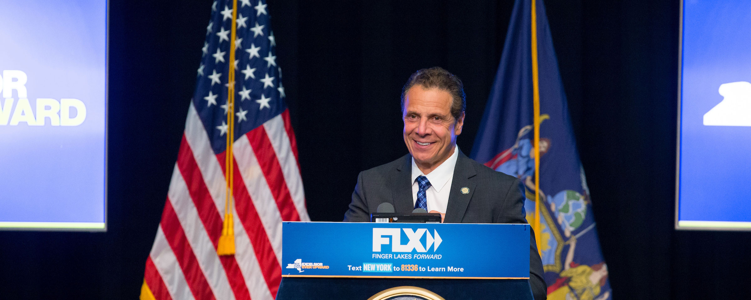 Governor Cuomo Announces $22 5 Million for Rochester Data