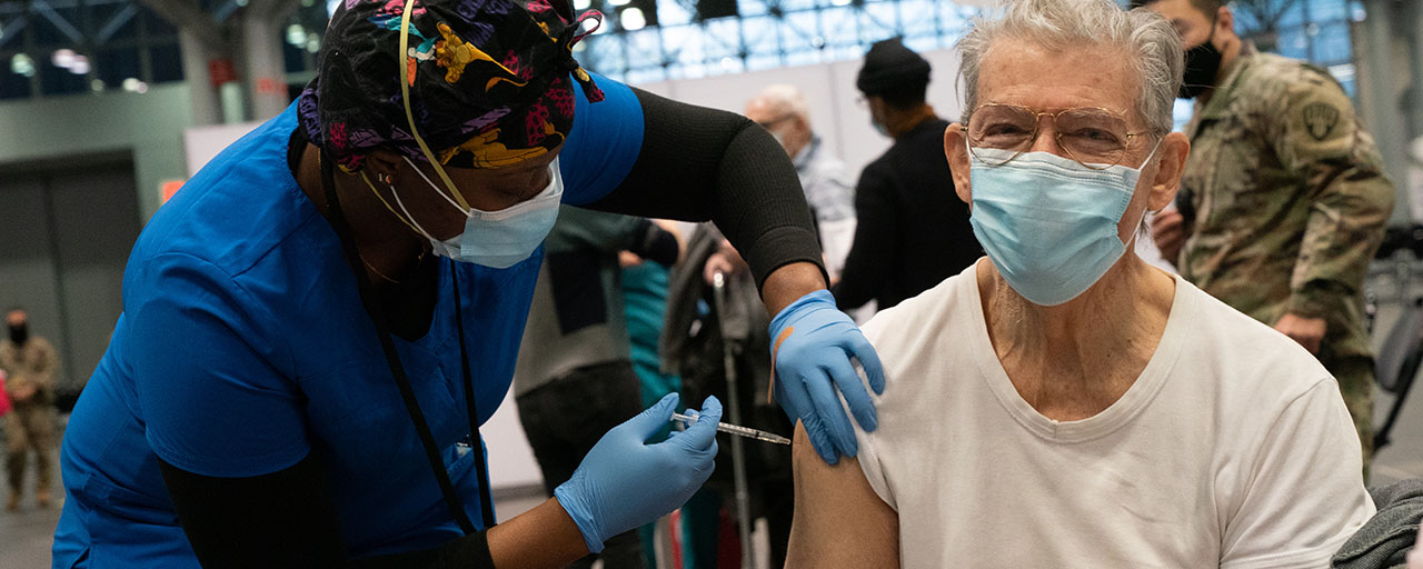 Cuomo frustrated by lack of vaccine doses coming to New York