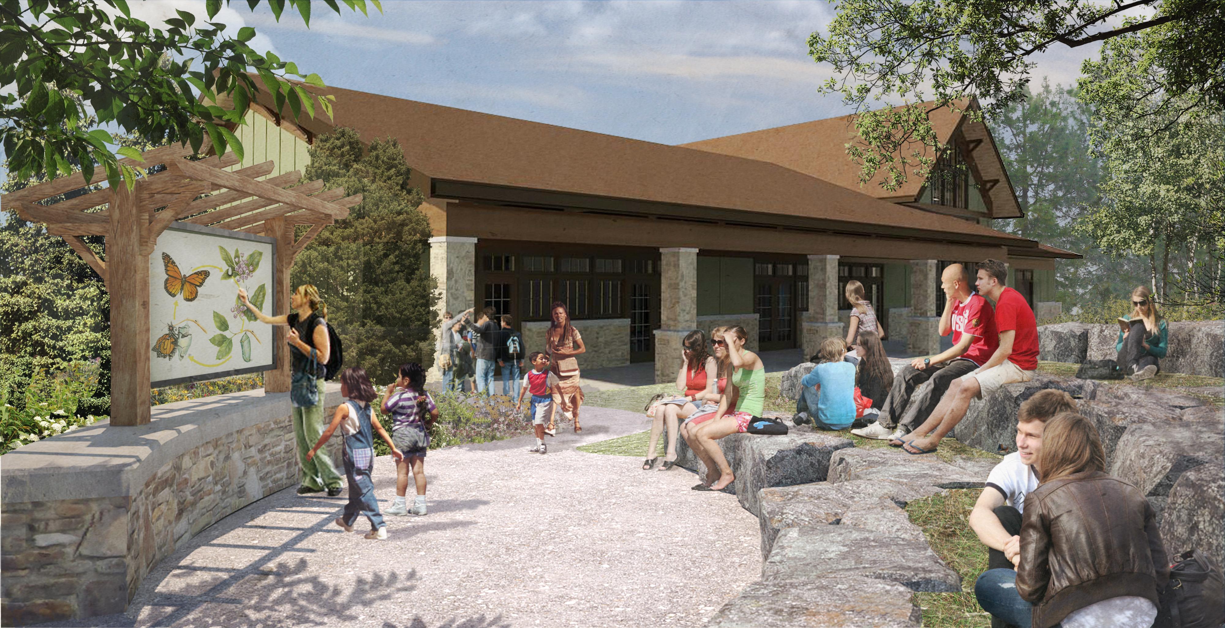 Letchworth Nature Center
