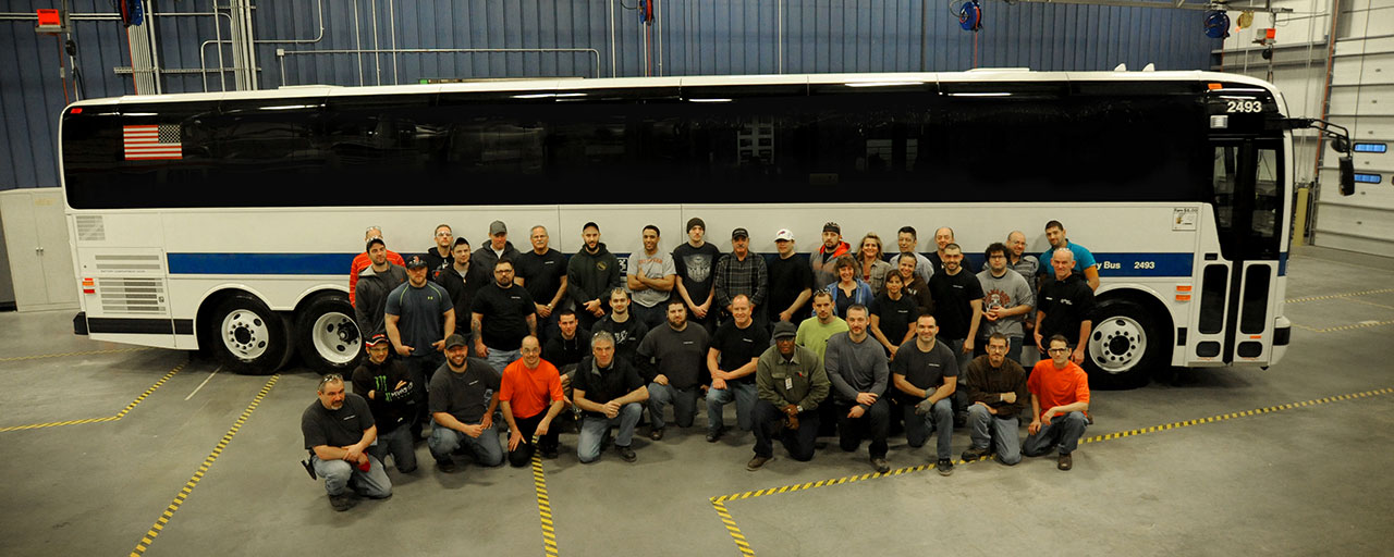 Governor Cuomo Announces Prevost Begins Production of MTA Buses in Newly Expanded Facility in ...