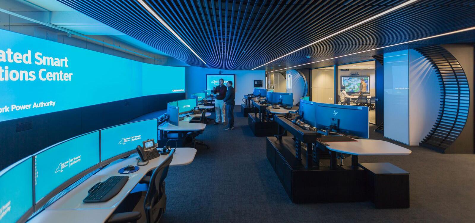 Governor Cuomo Announces Grand Opening Of Digital Command