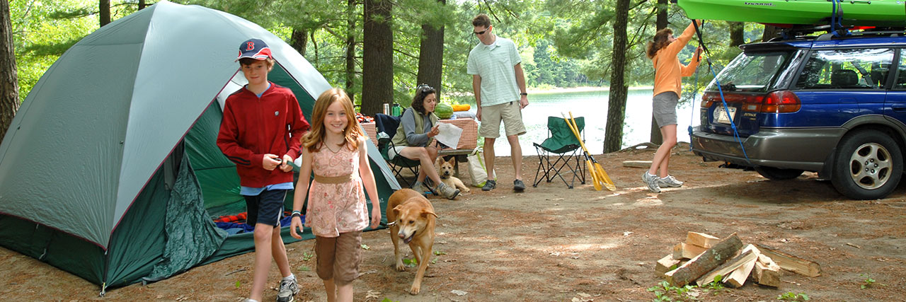 Governor Cuomo Welcomes Visitors to New York State Park Campgrounds
