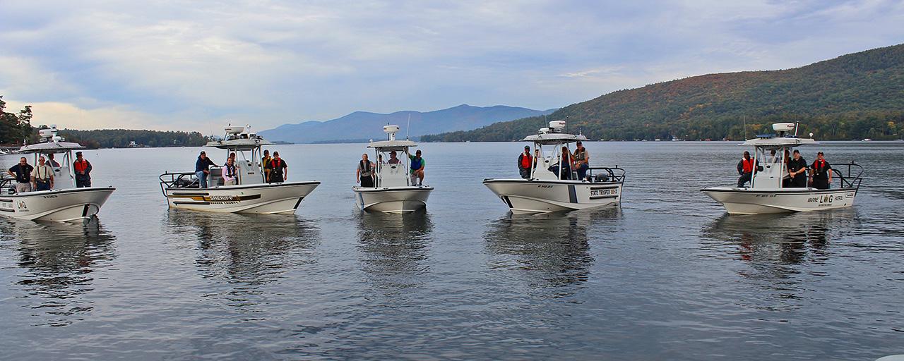 Governor Cuomo Announces Nine New Patrol Vessels Assigned ...