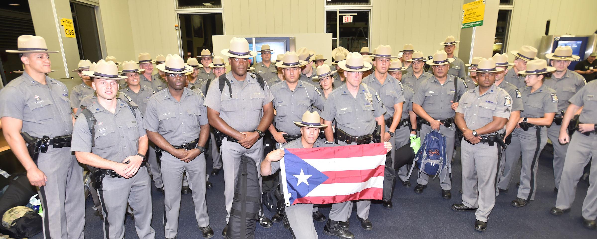 Governor Cuomo Announces Additional State Police Nypa