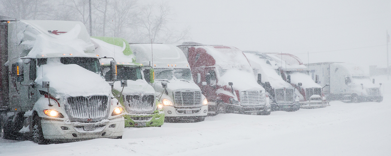 Governor Cuomo Bans Tractor Trailers and Buses on New York
