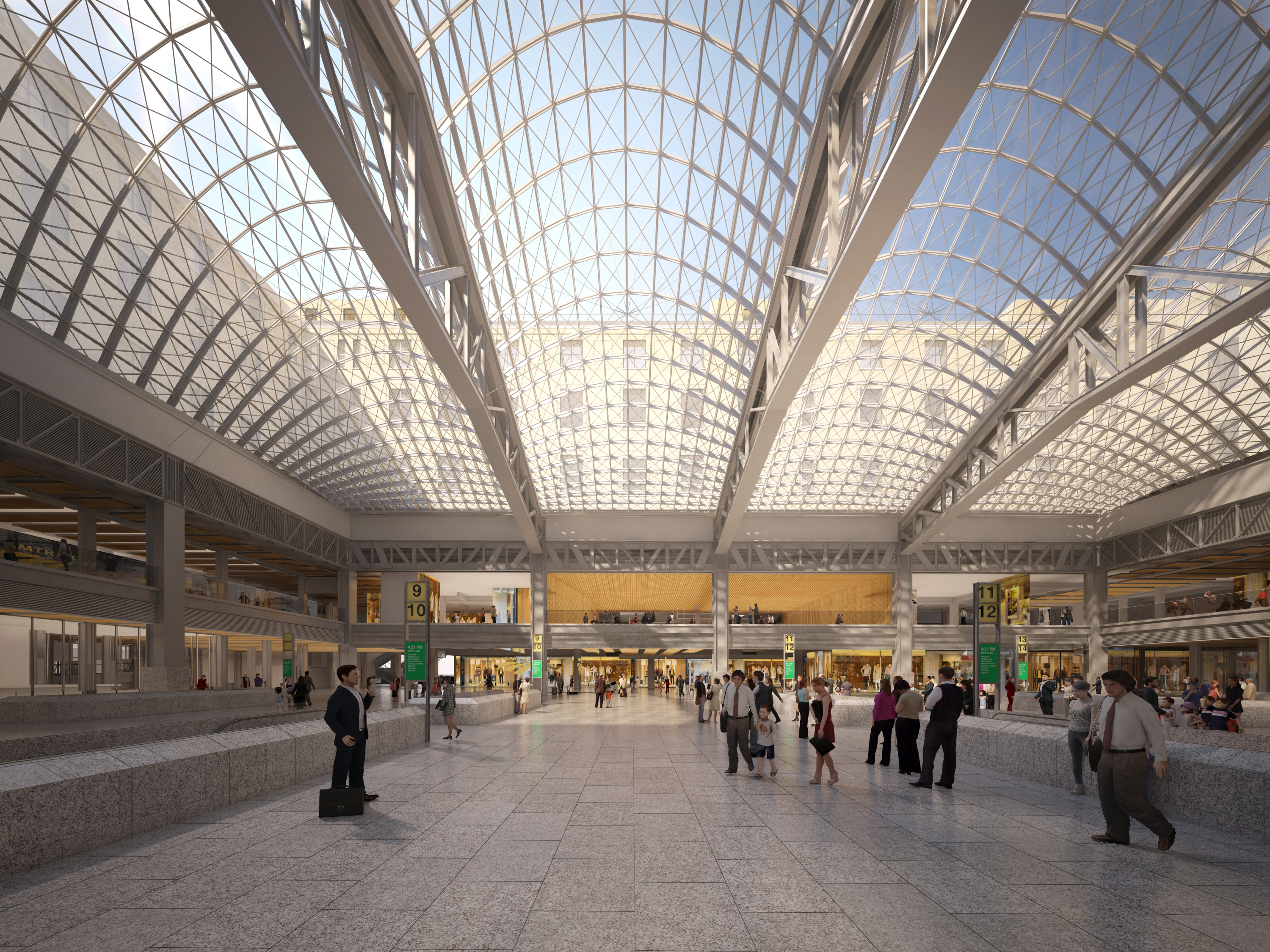 6th proposal of governor cuomo s 2016 agenda transform penn station
