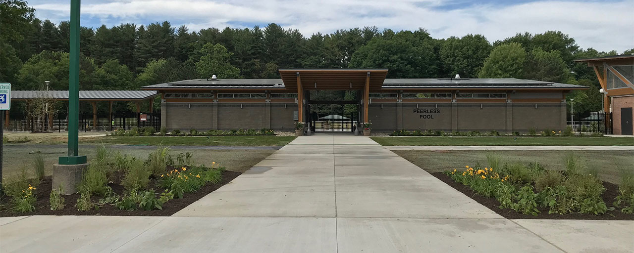 Governor Cuomo Announces Opening Of 2 9 Million Peerless Pool Complex At Saratoga State Park