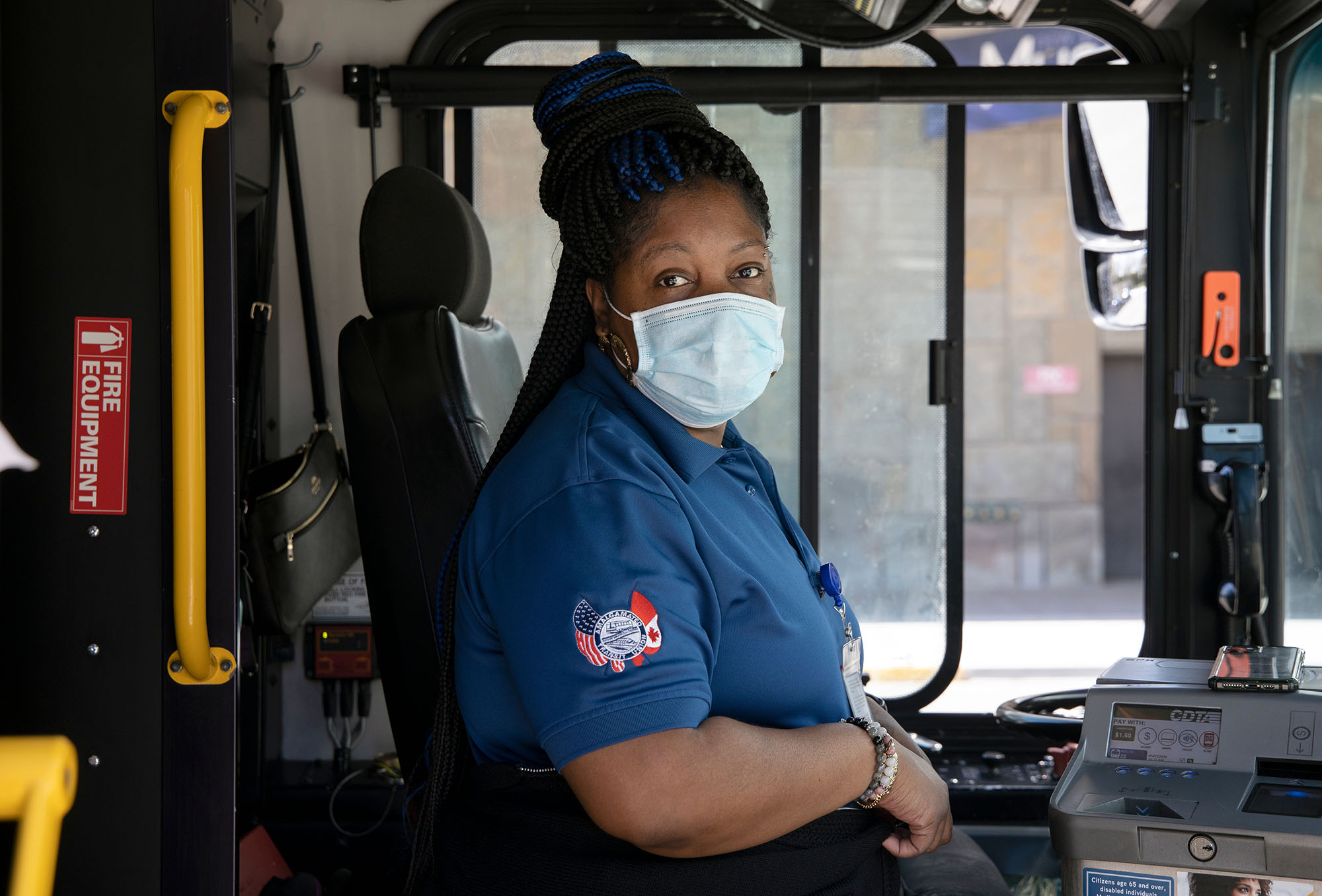 Bus Driver in Albany